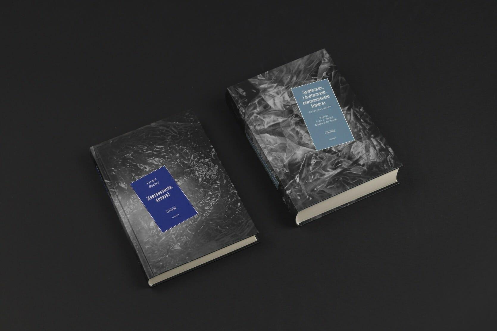 Thanatos Book Series - two volumes