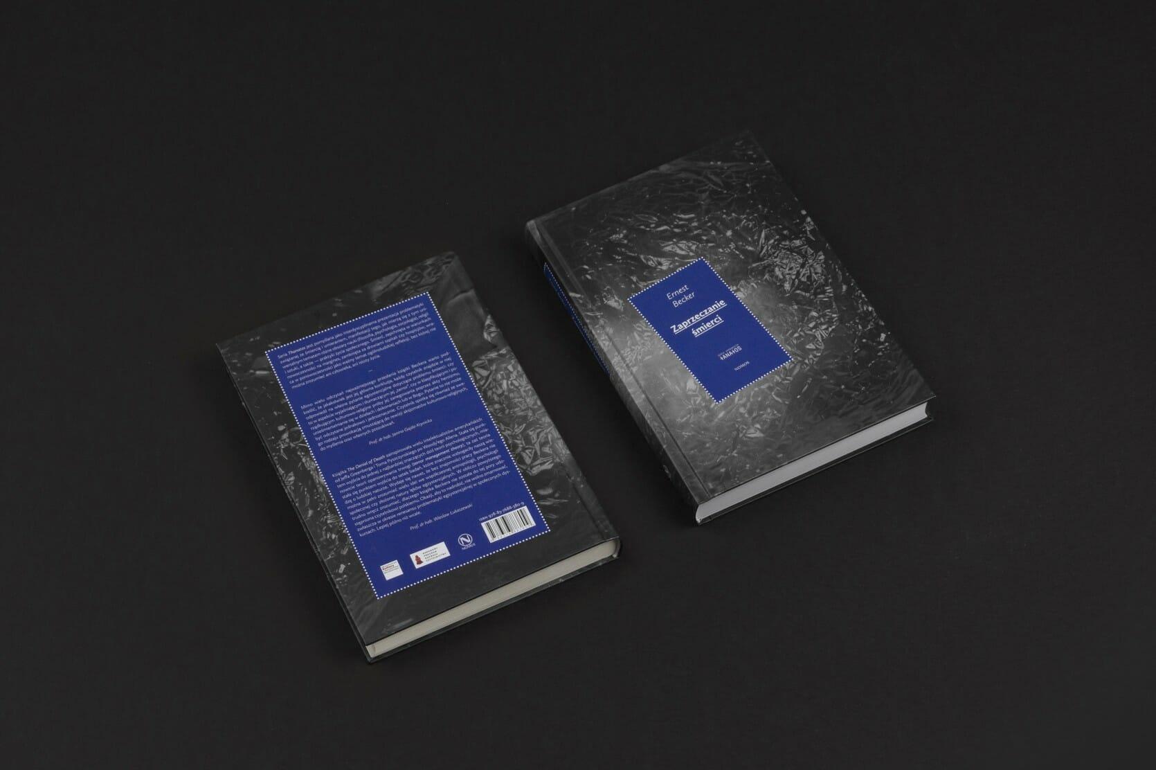 Thanatos Book Series - volume 1 - The Denial of Death by Ernest Becker