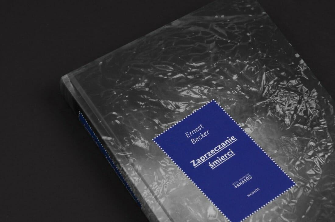 Thanatos Book series - volume 1 - closeup