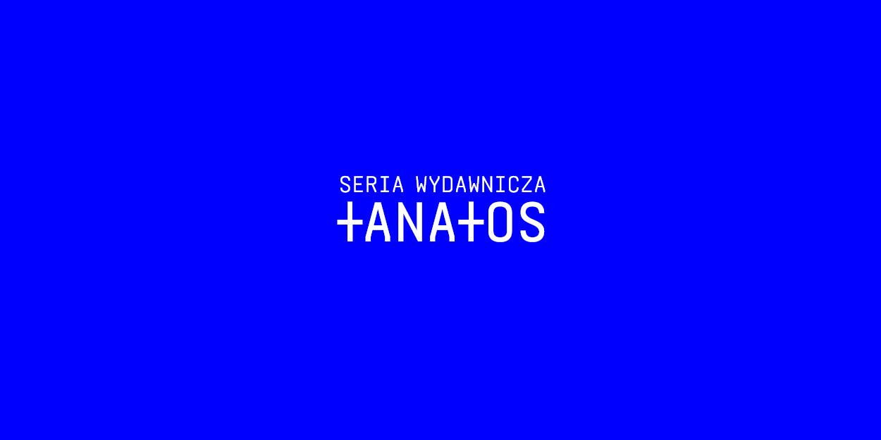 Logo Seria Wydawnicza Tanatos