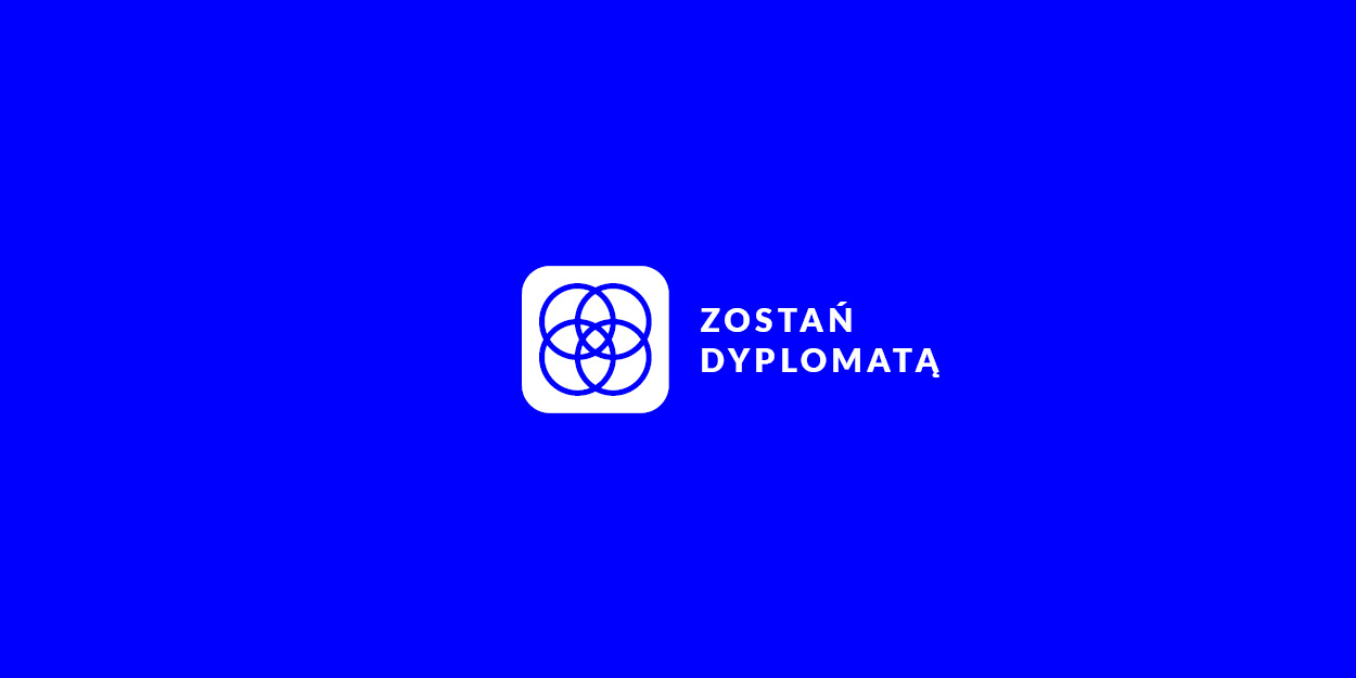Logo Zostań Dyplomatą