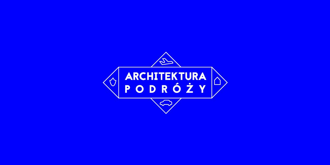 Logo Architektura Podróży