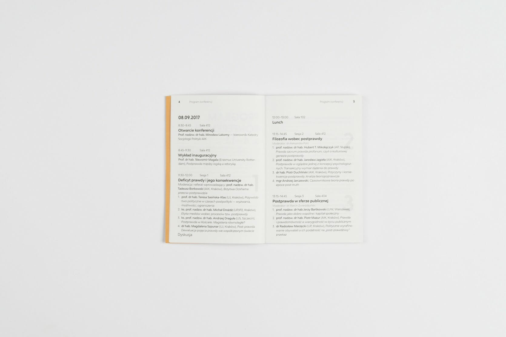 Programme — topview 4