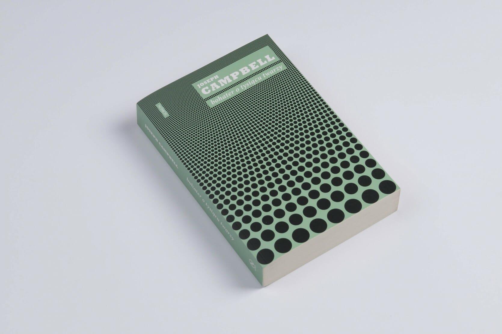 Book cover — Joseph Capmpbell, Bohater o tysiącu twarzy