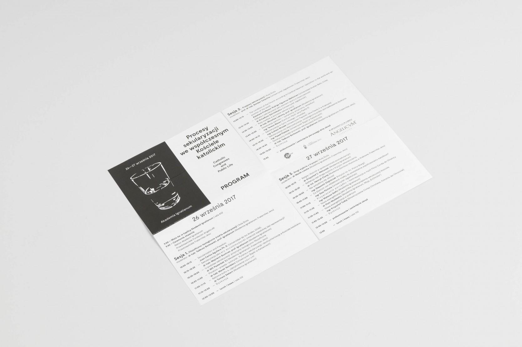 Leaflet — unfolded 2