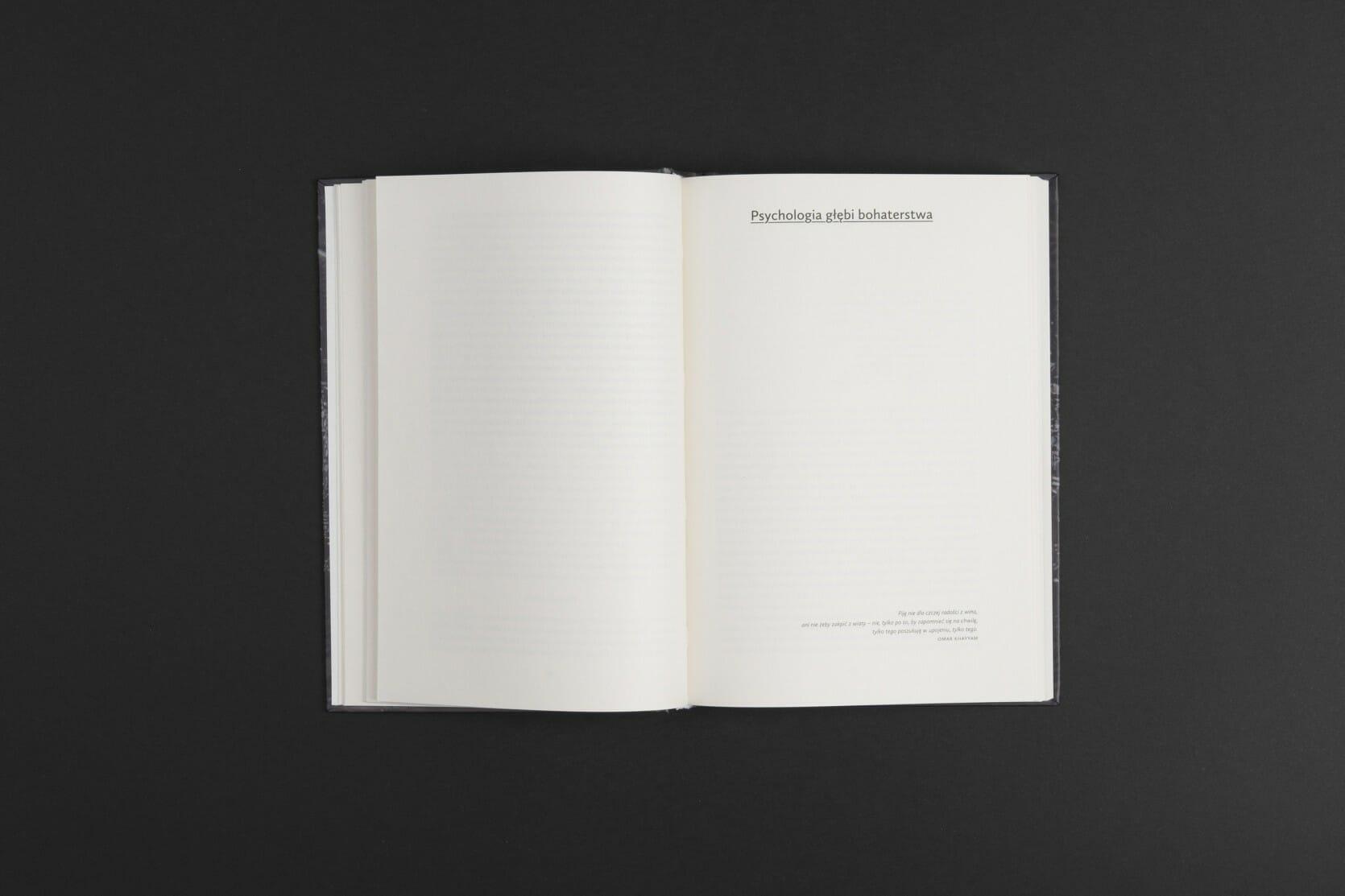 Thanatos Book Series - layout
