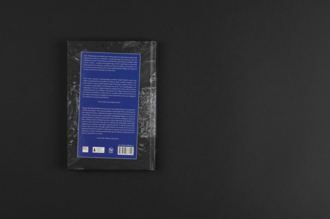 Thanatos Book Series - back cover - volume 1
