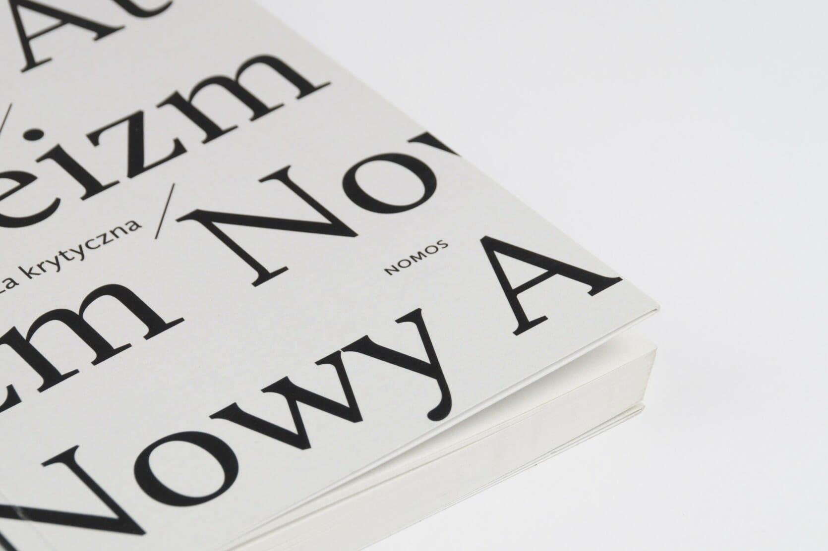 Projekt książki - okładka - zbliżenie