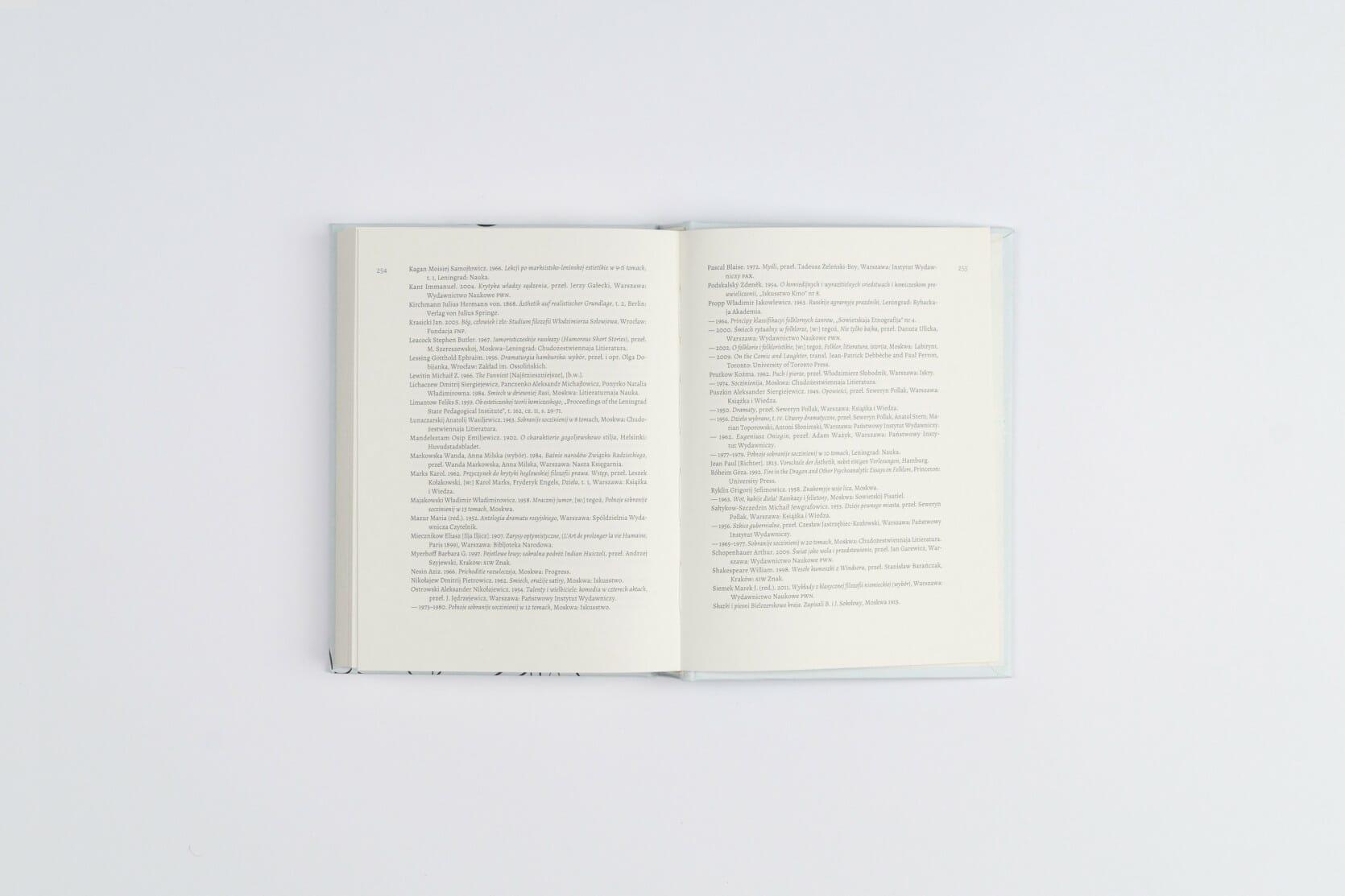 Book design - layout