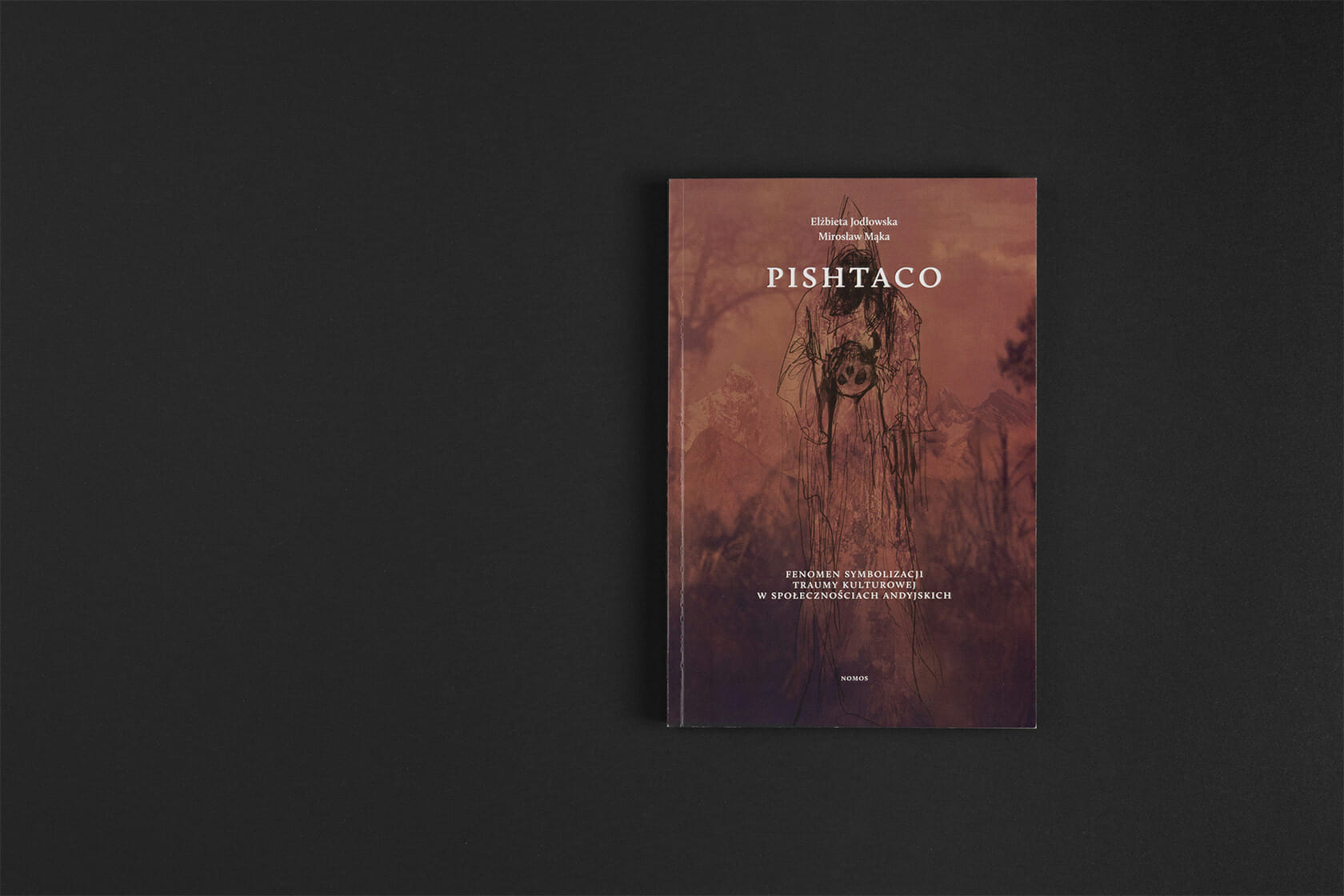 Pishtaco - projekt okładki