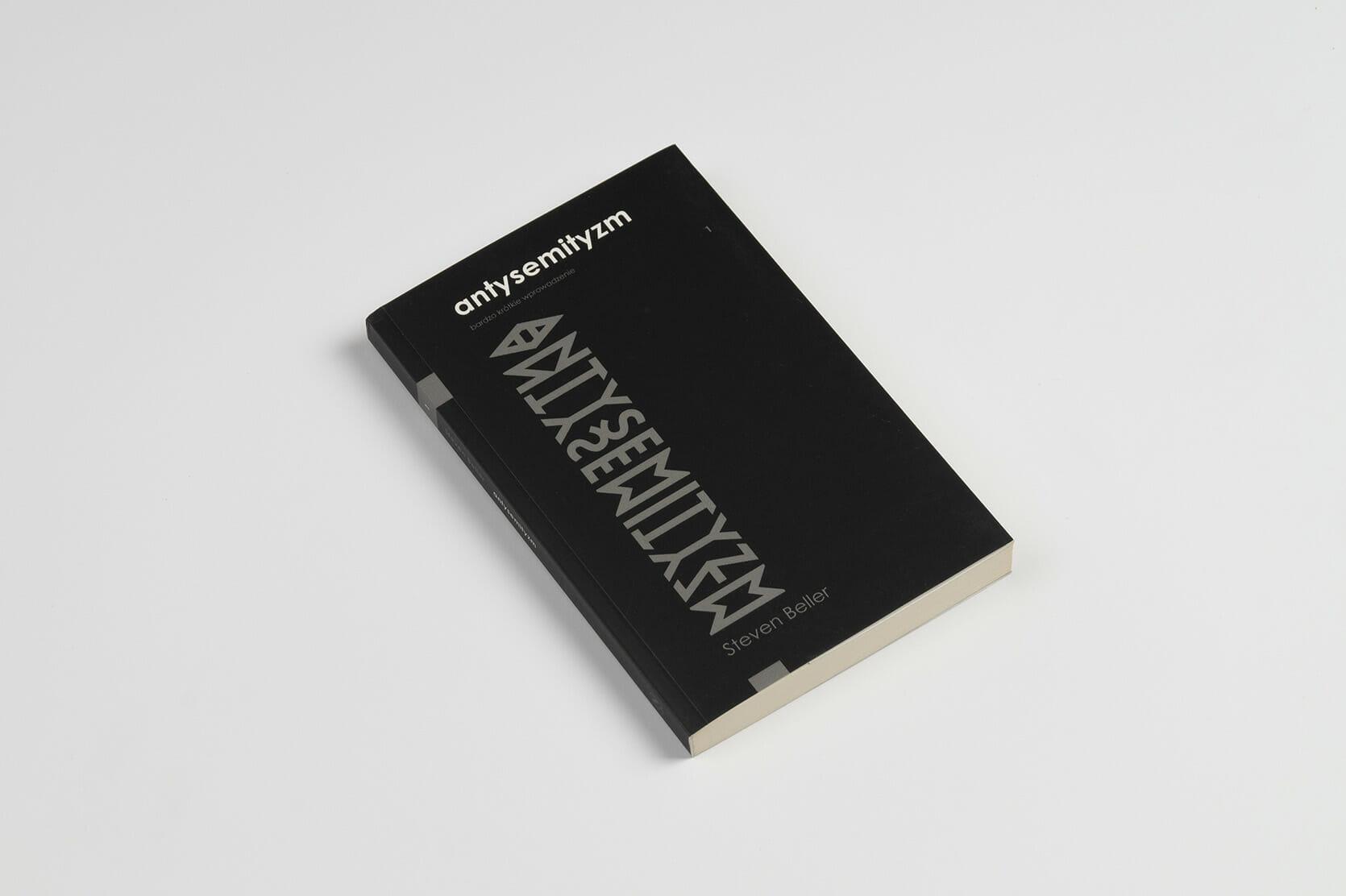 Antisemitism - beller - book cover