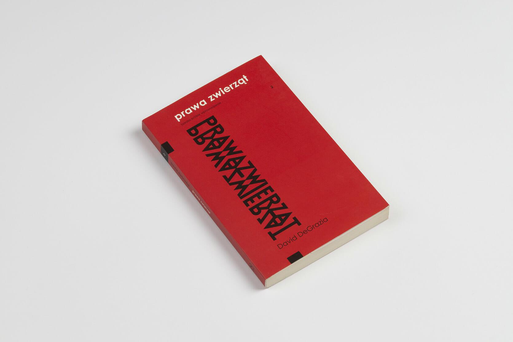 Animal rights - de grazia - book cover