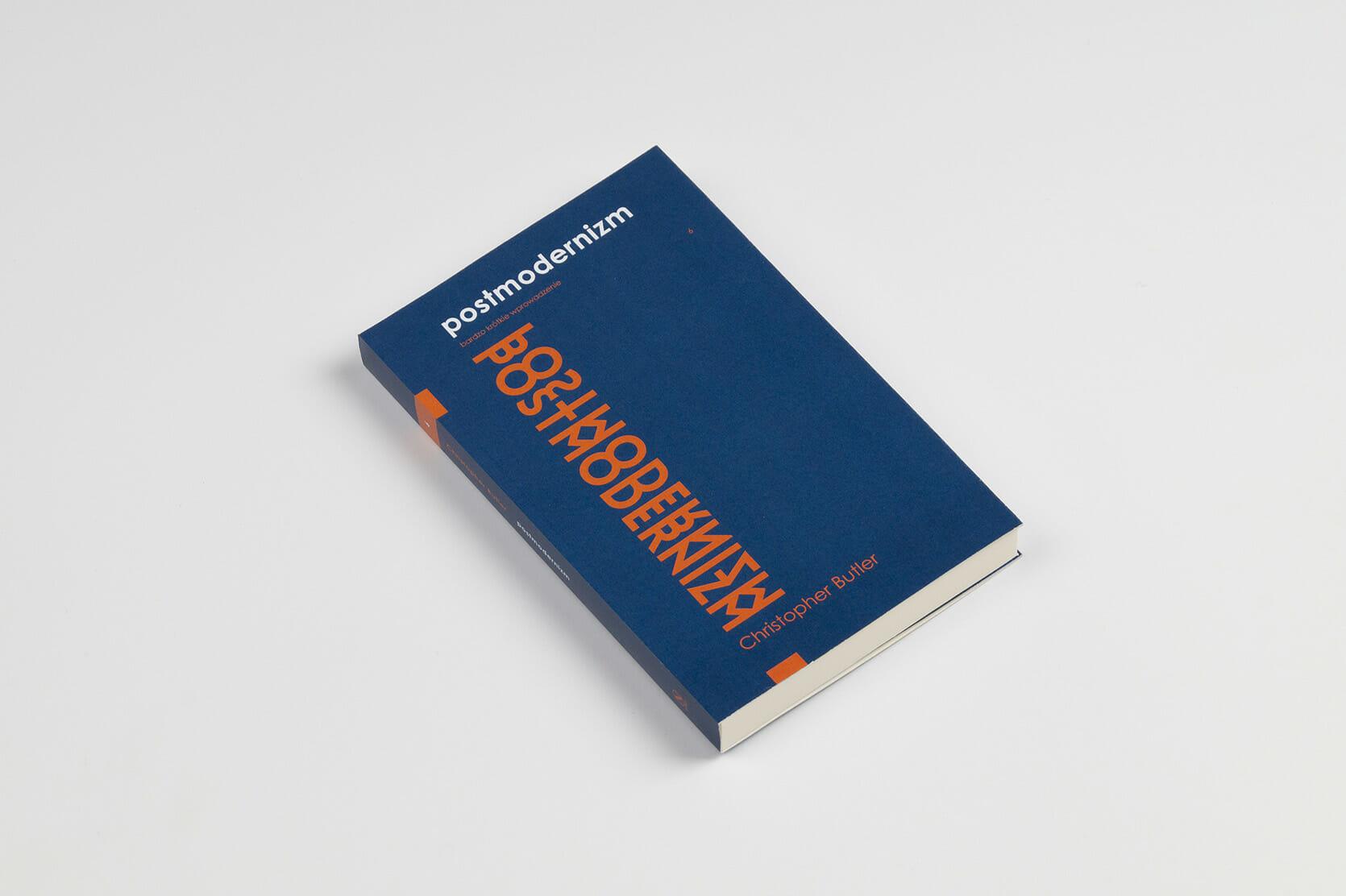 Postmodernism - book cover - butler