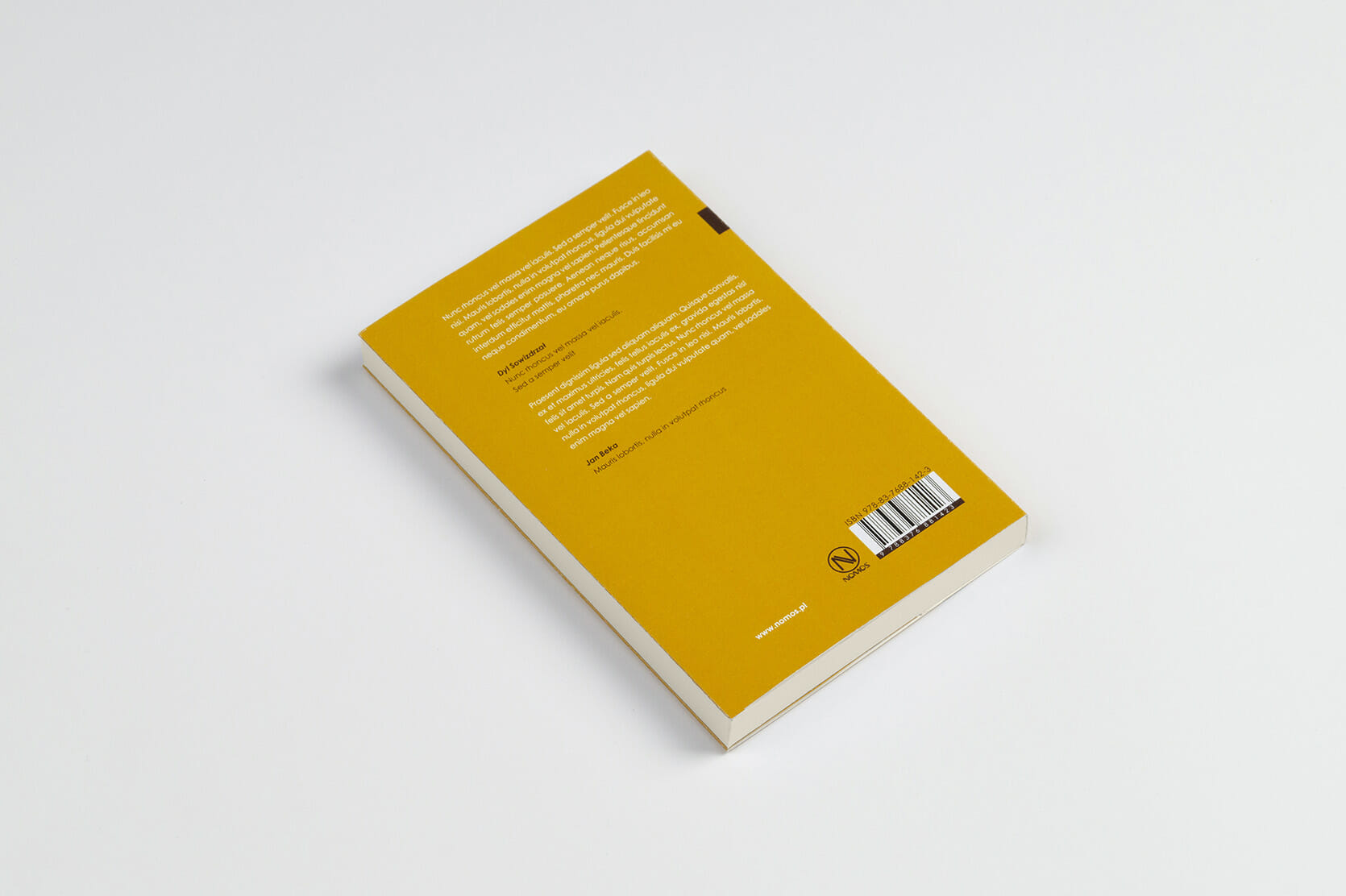 Myth - book cover