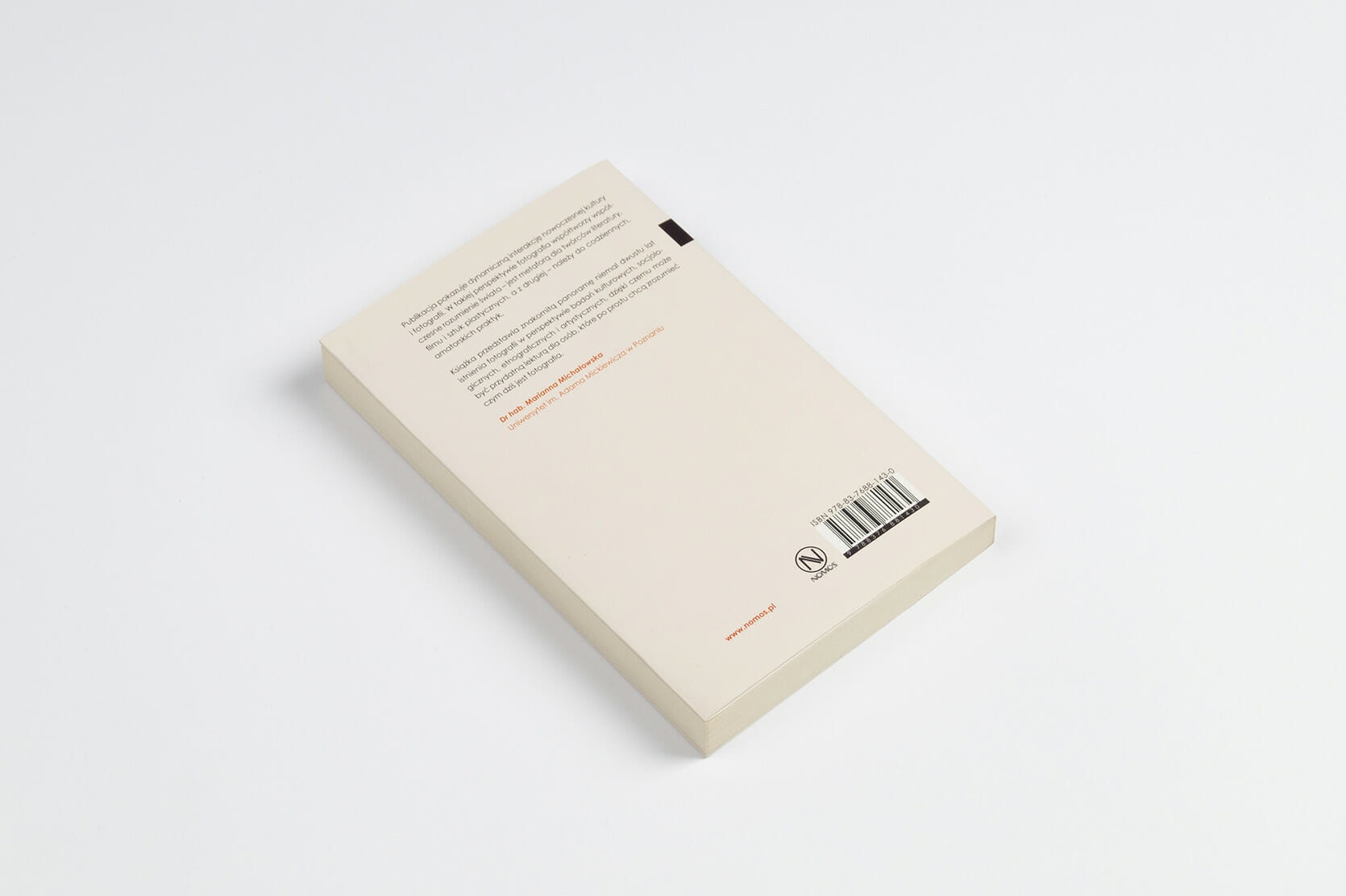 Photography - book cover
