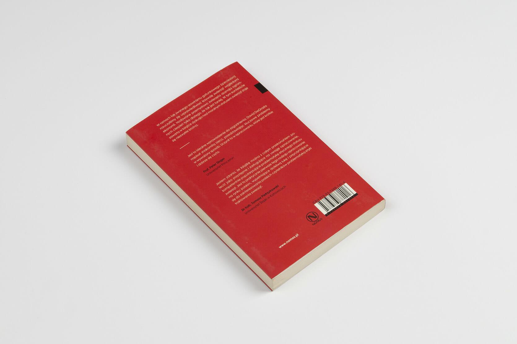 Animal rights - de grazi - book cover